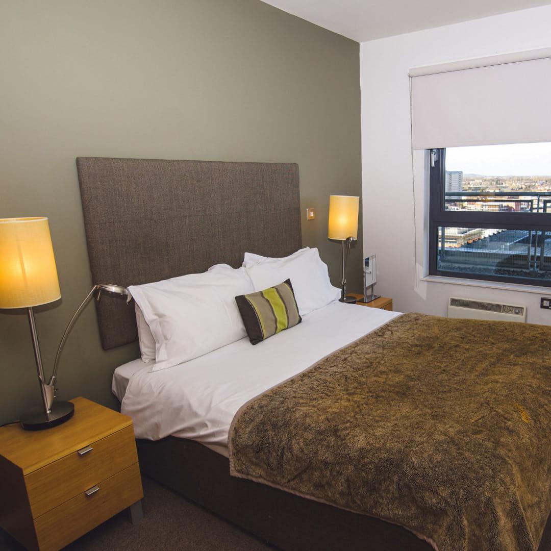 Apartments In Birmingham: SACO Serviced Apartments In Birmingham